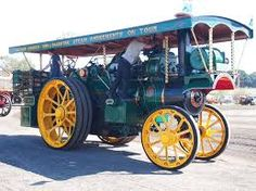 Image result for steam traction engines australia