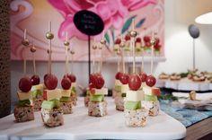 Turkey Waldorf Bites Recipe by Giada De Laurentiis @gdelaurentiis