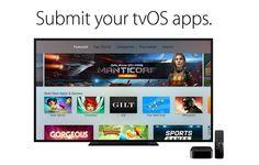 Los desarrolladores ya pueden enviar apps para el nuevo Apple TV