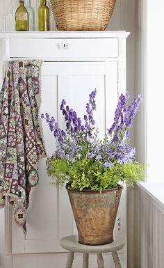 VIBEKE DESIGN: Inspirert av sommerens blomster