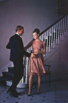 dancing in a pretty dress