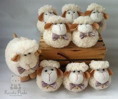 1 million+ Stunning Free Images to Use Anywhere Sheep Crafts, Yarn Crafts, Felt Crafts, Easter Crafts, Sewing Crafts, Christmas Crafts, Crafts To Make And Sell, Diy And Crafts, Creative Homemade Gifts