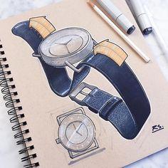 #watch #tidwatches #ID #industrialdesign #productdesign