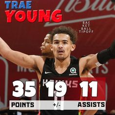 bce604504ee Trae Young went off for the Atlanta Hawks vs Cleveland Cavaliers. Finals  Score: 133