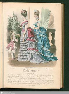 13 - No 1 - La Gazette rose - Seite - Digitale Sammlungen - Digitale Sammlungen