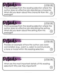 Depth and Complexity Critical Thinking Task Cards for Literature Kindergarten Rubrics, Art Rubric, Wedding To Do List, Education Quotes, Art Education, Reading Material, Funny Art, Task Cards, Critical Thinking