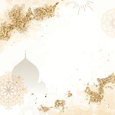 Islamic Wallpaper Hd, Framed Wallpaper, Flower Background Wallpaper, Wallpaper Backgrounds, Backgrounds Free, Islamic Background Vector, Ramadan Background, Islamic Posters, Islamic Art