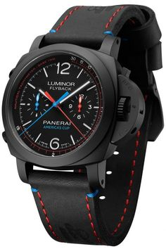Panerai Luminor 1950 Regatta Oracle Team USA 3 Days Chrono Flyback Automatic Titanio – 47mm