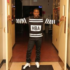 Kevin Hart HBA Hood By Air Jumper Sweater Gold Zip Print Detail Men Fashion Urban Style Swag Celebrity