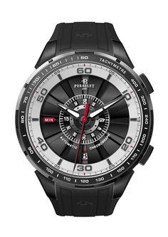 BaselWorld 2013 | Perrelet Turbine Chronograph #Basel2013