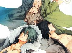 #Anime A-1 Pictures, Nitro+, 2010 Nitro+CHiRAL Characters Calendar, Sweet Pool, Lamento