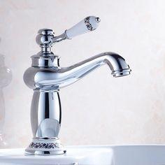 92.35$  Watch here - http://alif6n.worldwells.pw/go.php?t=32230420538 - Free shipping 2016 new arrival modern fashion bathroom basin faucet mixer single handle basin faucet european bathroom tap,DG-8 92.35$