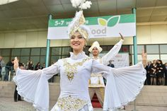 Oficjalne otwarcie targów WorldFood Kazakhstan 2014