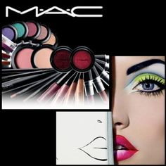 MAC  What South Asian Girl doesn't love MAC products!