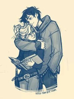 One of the cute percabeth moments.