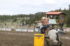 Clinton, BC Rodeo