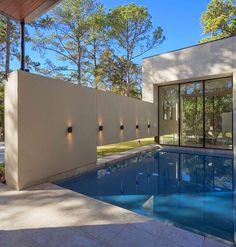 #pool #pooldesign #holidayhousedesign   #villadesigns  #outdoorliving  …