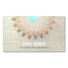 Elegant Gold Ornate Leaf Lotus Yoga and Meditation Business Card Templates. Make your own business card with this great design. All you need is to add your info to this template. Click the image to try it out!