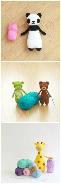 Crochet patterns by Little Bear Crochets on LoveCrochet: hhttp://www.lovecrochet.com/independent-designers/?designer_name=43741&a_aid=de0aeb25 ❤️ #littlebearcrochets #amigurumi