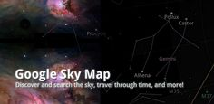 So far, (01/13/2012) Google Sky Map app is not available on the Kindle Fire although it already exists as an Android app. It has a  4 1/2 star rating from 227,539 people so I hope it will be on Kindle Fire soon.