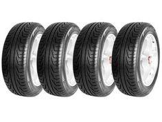 Conjunto de Pneus Pirelli 195/55 R15 4 Peças - Phantom 85W