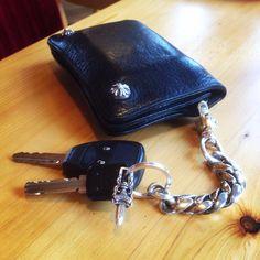 Chromehearts wallet key
