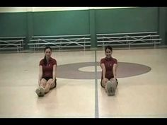 Check out this great video about exercises for Flyers! For more stunting tips, check out CheerleadingInfoCenter.com