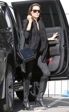 Angelina Jolie Resurfaces After Coming Down With the Chickenpox and Looks Great—See the Pic!  Angelina Jolie