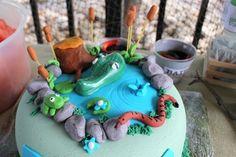 Alligator Swamp Party