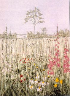 Meadow Landscape - Sue Newhouse