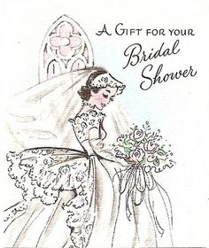 745 best wedding and anniversary images bride groom anniversary 1920s Bridal Gowns 1950s wedding card vintage wedding cards vintage bridal vintage greeting cards vintage weddings