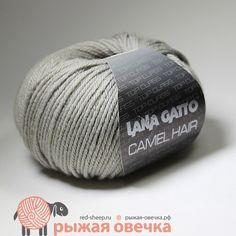 Lana Gatto Camel Hair (50 г / 125 м)