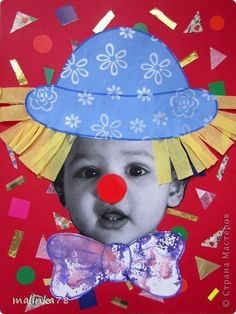 Circus Theme Crafts, Circus Activities, Clown Crafts, Carnival Crafts, Circus Art, Carnival Themes, Toddler Crafts, Preschool Crafts, Crafts For Kids