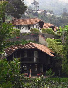 La Colonia Tovar. Estado Aragua,Venezuela.
