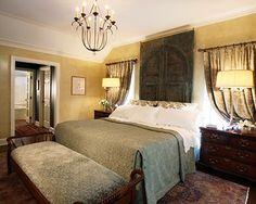 Master Bedroom Suite - traditional - bedroom - other metro - Lobalzo Design Associates, Ltd