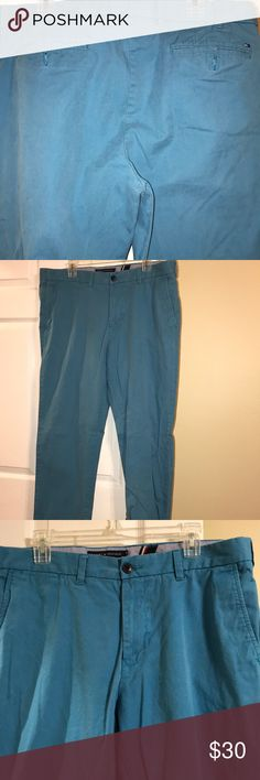 Tommy Hilfiger Dress Pants Good Condition, lots of wear left in these Tommy Hilfiger Pants Chinos & Khakis