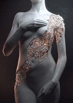 Jean Michel Bihorel #digital #sculpture