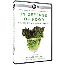 Possibly my favorite nutrition book written by a non-nutrition professional. But now you can watch it too...