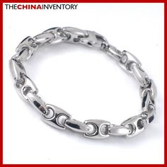 9MM 8` HEAVY STAINLESS STEEL MARINE NECKLACE B2719