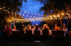 Outdoor party decor by sylvianes outdoor party pinterest one of the best parts of having christmas in summer are the beautiful outdoor parties we can have to celebrate the season mozeypictures Choice Image