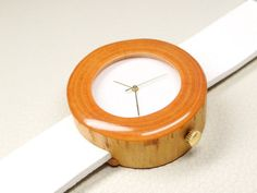 Women's watch wooden watch natural wood watch unique