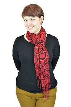 Belle Donne - Women Fashion Soft Wrap Shawl Animal Print - Red Giraffe Belle Donne http://www.amazon.com/dp/B010R1L90Q/ref=cm_sw_r_pi_dp_t0cLvb1XQ206Q