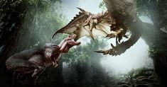 Monster Hunter: World guide and walkthrough  ||  Monster Hunter: World is big, beautiful and sometimes baffling. Polygon's guides are here to help you understand everything that the game doesn't explain. https://www.polygon.com/guides/2018/1/25/16911176/monster-hunter-world-guide-walkthrough?utm_campaign=crowdfire&utm_content=crowdfire&utm_medium=social&utm_source=pinterest