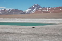 Acamarachi Volcano, Chile