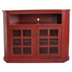 Longshore Tides <p></p><strong>Features:</strong><ul><li>2 glass panel doors</li><li>Plain base</li><li>Has solid doors</li><li>Product Type: TV Stand</li><li>Pier / Bookcase Included: <ul><li>Number of Piers / Bookcases Included: </li></ul></li><li>Hutch Included: </li><li>Bridge Included: </li><li>Pieces Included: </li><li>Entertainment Center Type: </li><li>Design: Corner unit</li><li>Color: </li><li>Material: Solid Wood<ul><li>Material Details: Birch;Poplar</li><li>Wood Species: Birch;Poplar Oak Corner Tv Stand, Corner Tv Unit, Above Fireplace Ideas, Tv Stand Set, Solid Doors, Coffee Table With Storage, Panel Doors, Entertainment Center, Wood Species