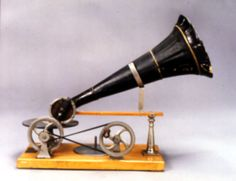The Talking Machine - History - The Virtual Gramophone - Library ...