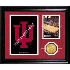 Indiana University inCourtin Fan Memories Desktop Photo Mint