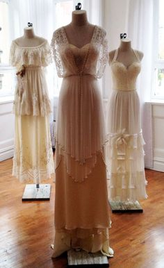 7 Brand New Spring 2012 Dresses From BHLDN!