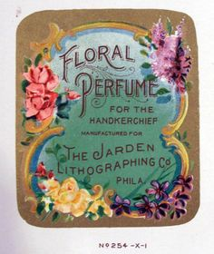 Face powder and cold cream - Graphic Arts Perfume Ad, Vintage Perfume, Perfume Bottles, Vintage Tags, Vintage Labels, Vintage Prints, Inchies, Beauty Products Labels, Soap Labels