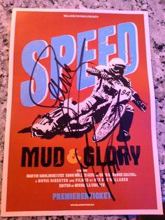 Speed, Mud & Glory